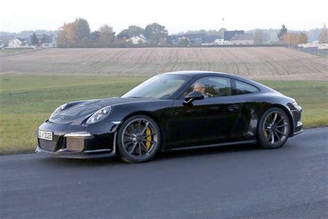 Porsche 911 Bild by Porsche 911 R Erste Bilder Scc500