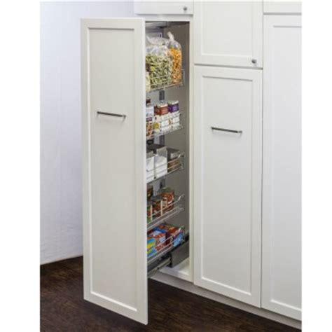 Chrome Pantry Shelves by 15 Chrome Wire Pantry Pullout Shelving 1586sc