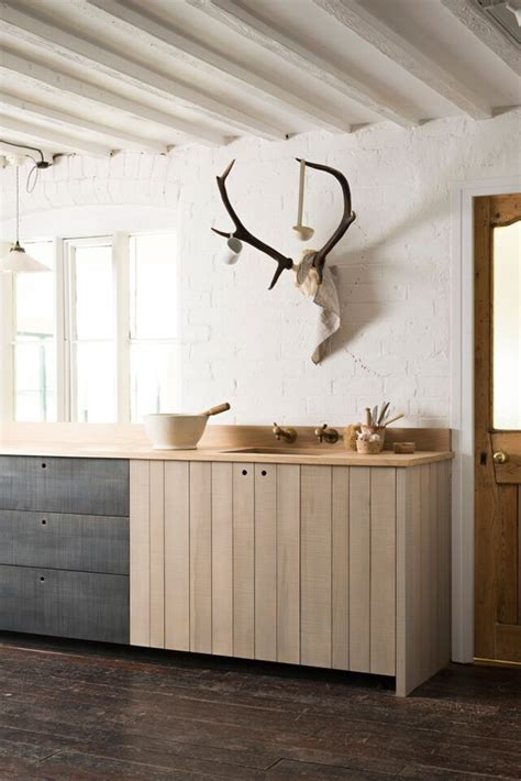 rustic country kitchen a beautiful modern rustic country kitchen the style files