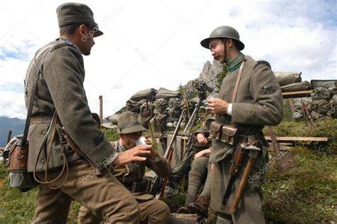 prima in italia prima guerra mondiale in italia foto editoriale stock