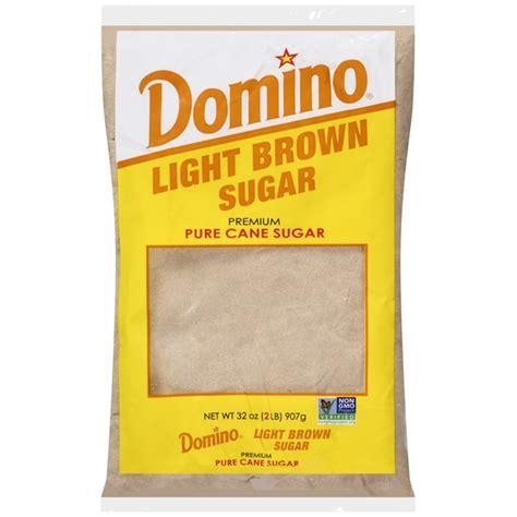 Dominos Light by Domino Light Brown Sugar 32 Oz From H E B Instacart