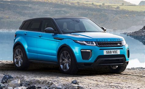 land rover evoque blue land rover rewards 2018 range rover evoque with landmark