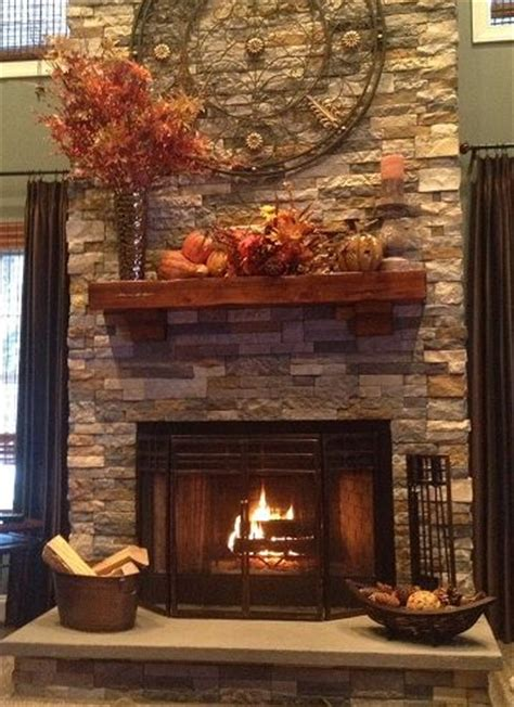 rock fireplace mantel gen4congress