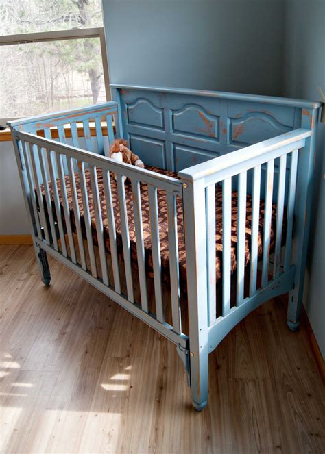 How To Make Baby Crib Crib Makeover Averie Crib Makeover