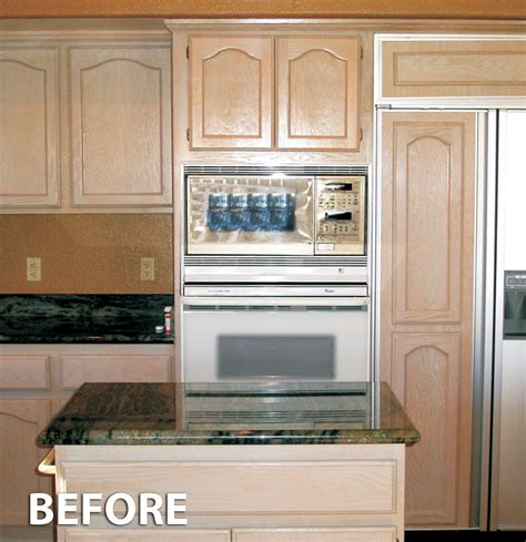Kitchen Cabinet Resurfacing by Kitchen Cabinet Refacing Solutions Closets