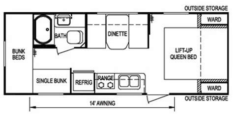 aljo trailers floor plans 2012 aljo joey series m 249 specs and standard equipment