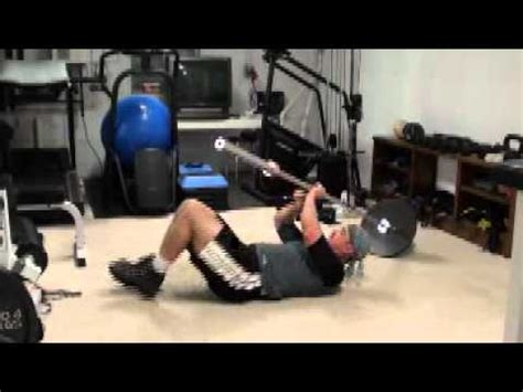 at home bench press chest training and bench press training at home one side