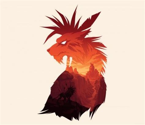 red xiii tattoo 25 best ideas about on