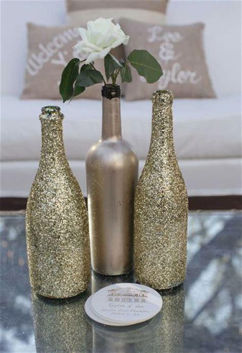 25 best ideas about wine bottle decorations on