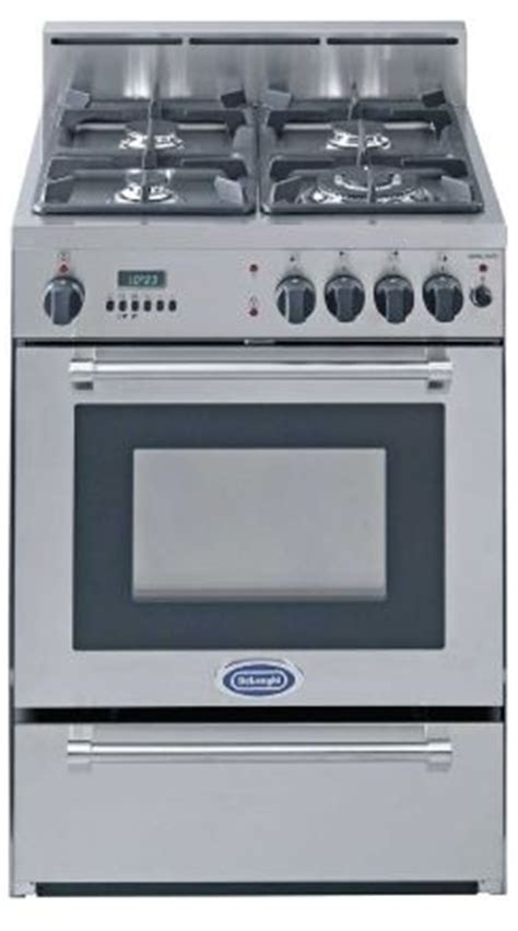 oven warming drawer temperature delonghi degesc24 dual fuel range with 4 sealed burners