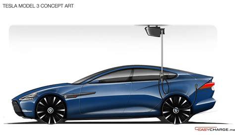 Model Home Interior Designers Tesla Model 3 Has Doors And Crossover Ego In