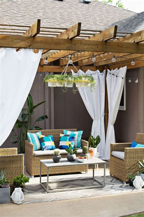 Outdoor Curtains For Pergola Best 25 Outdoor Plants Ideas On Pinterest Low Maintenance Plants Plants Indoor And Easy
