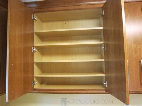 extra shelves for kitchen cabinets kittycooks blog kittycooks