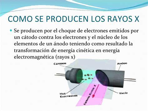 uso de los rayos x efectos biologicos y dosimetria de la radiacion