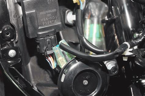 Alarm Keamanan Motor ini komponen komponen alarm all new honda scoopy ada tiga
