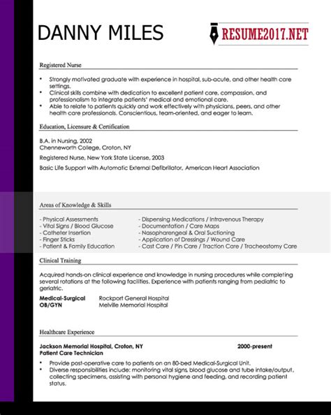 Combined Resume Format by Choosing A Resume Format 2017 Useful Tips