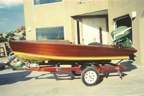 doodlebug boat hydroplanes doodlebug