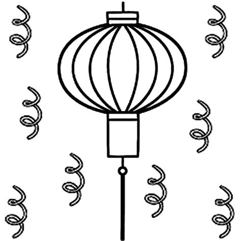 new year lantern drawing new year drawing images merry and