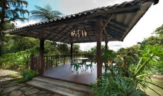 Outdoor Lanai Rompin House Fraser S Hill Pahang Malaysia The Yum List