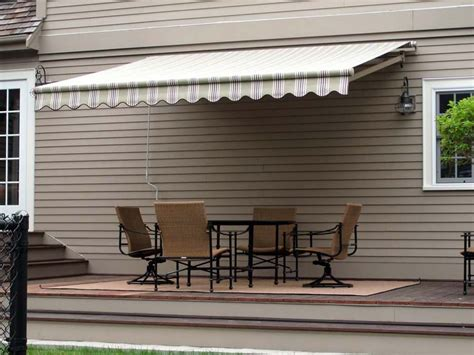lateral arm awnings retractable awning photos lateral arm patios