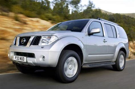 nissan pathfinder 4 0 v6 review autocar