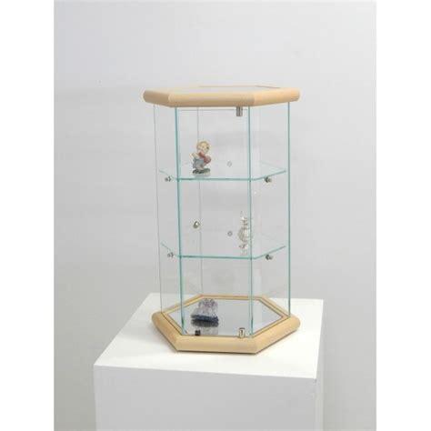 vetrinette da banco vetrinetta esagonale da banco