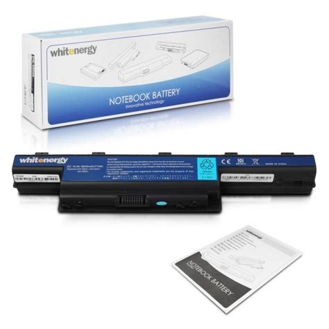battery acer aspire 4551 11 1v 6600mah hc black notebook batteries photopoint