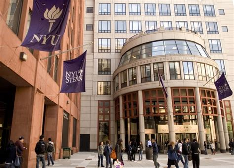 Nyu Fintech Mba by Nyu School Of Business Mba Fair
