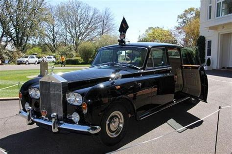 roll royce brunei 15 remarkable cars used by world leaders and royalty
