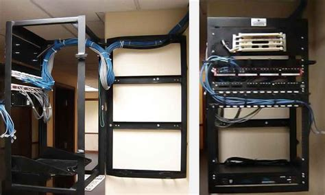 wall mount server cabinet pmg idaho networks
