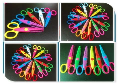 Paper Crafts For 3 Year Olds - 13cm lace cut paper craft scissors for 3 year olds 1 5 5