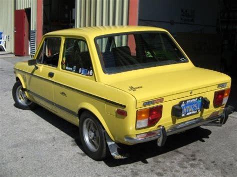 proprietà lada di sale fiat 128 bn abarth rally plastica fanale posteriore