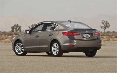 acura ilx hybrid information and photos momentcar