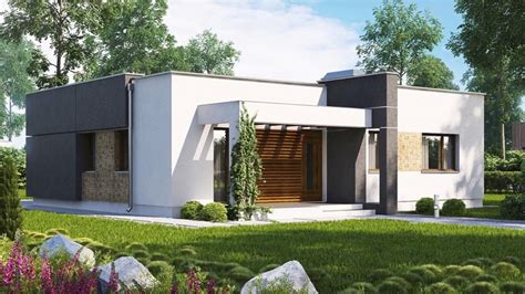 Two Bedroom House by 86 M 178 A Compact Modern Two Bedroom House With Large