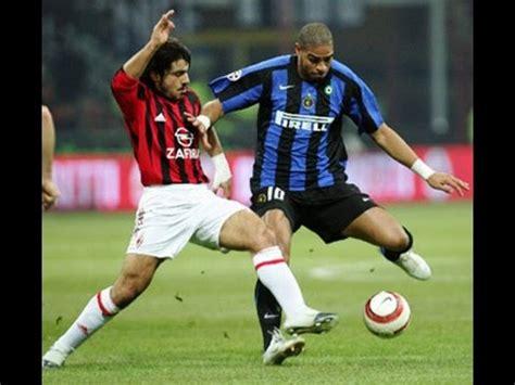 ac milan  inter   match highlights  goals