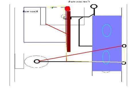 venting basement plumbing basement bathroom venting