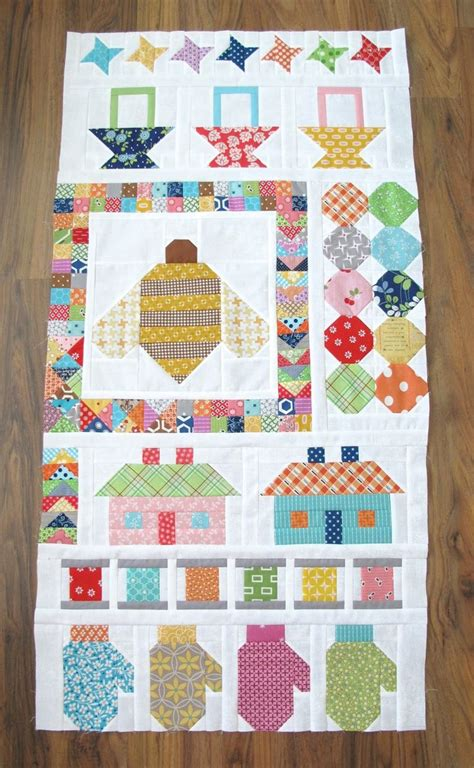 Patchwork Lessons - 250 best quilty lessons in scrappy patchwork