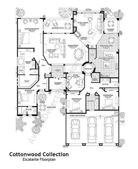 desert home floor plans home photo style