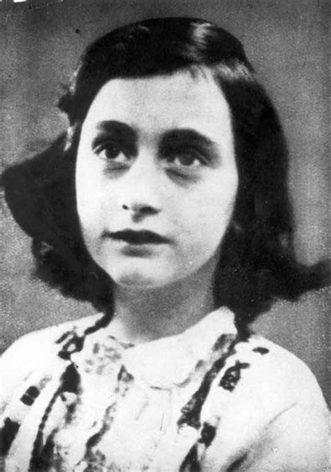 Anne Frank | Jewish Women's Archive
