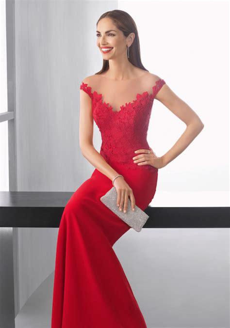 Rossa Dress rosa clara cocktail designer evening gown cocktail