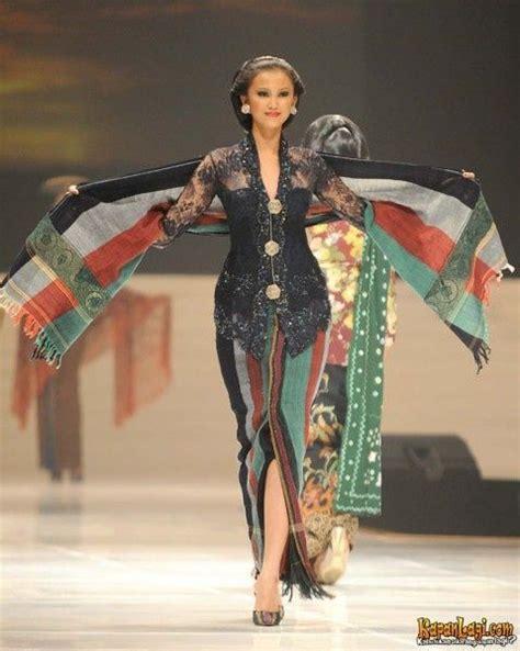 Kebaya Kartini Modern Organdi 1000 images about kebaya batik on javanese jakarta and java