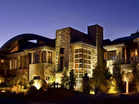 House Design Las Vegas Estate Of The Day 5 9 Million Contemporary Mansion In
