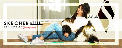 Skechers X Camila Cabello by Skechers Likely To Benefit From 90s Fashion Trend