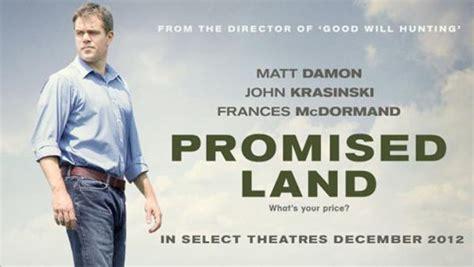 film matt damon promised land matt damon s anti fracking propaganda film financed by oil