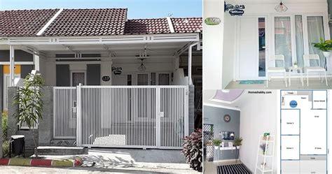 contoh model rumah minimalis terbaru   type