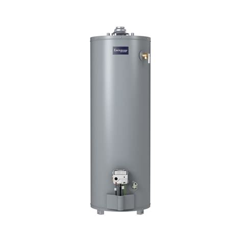 Water Heater Gas shop envirotemp 40 gallon 3 year gas water heater at lowes