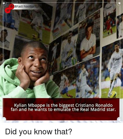 kylian mbappe on cristiano ronaldo 25 best memes about cristiano ronaldo and real madrid