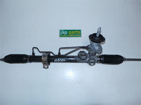 electric power steering 2002 mitsubishi lancer parking system mitsubishi lancer steering box rack ch steering rack es ls exceed 09 03 12 08 ebay