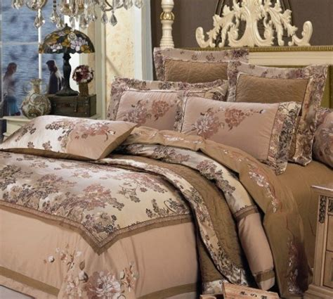 jacquard bedding set 10pcs china bedding bed sheet