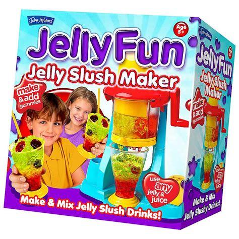 Mens Bedroom Ideas Jelly Fun Jelly Slush Maker Grattan
